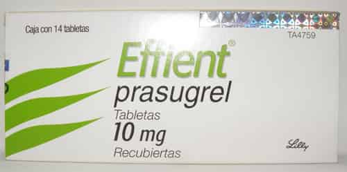 Prasugrel : Uses, Side Effects, Interactions
