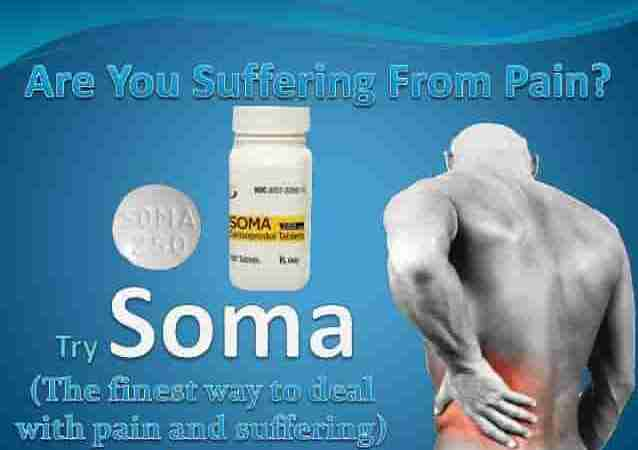 Soma : Uses, Side Effects, Interactions