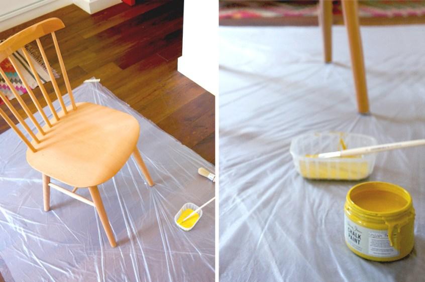 Una silla nórdica se transforma