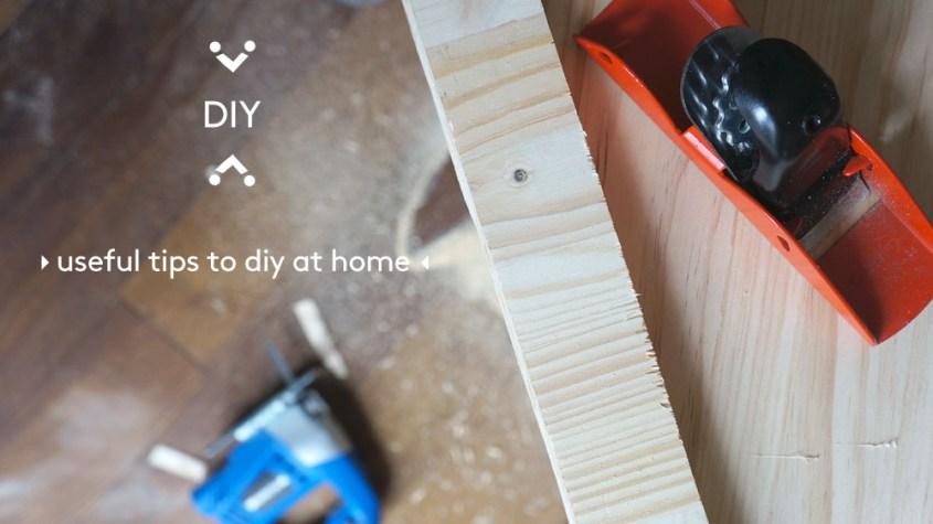 6 consejos pr cticos para hacer bricolaje y diy en casa decoraci n online para tu casa blog - Hacer bricolaje en casa ...