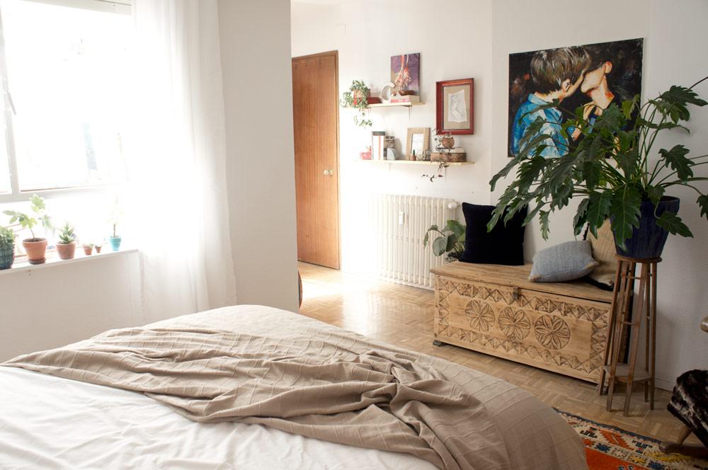 Nuestra habitación (casi 100%) diy