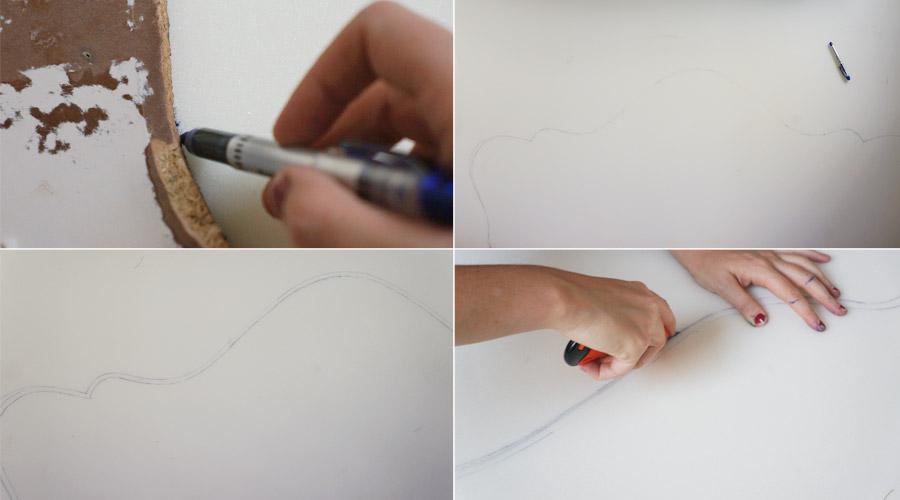 Cómo hacer un cabecero capitoné diy