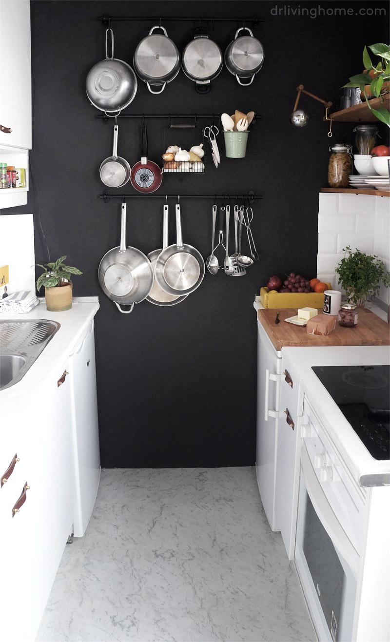 Reformar la cocina sin obras I. Nuestra pequeña cocina · Decoración ...