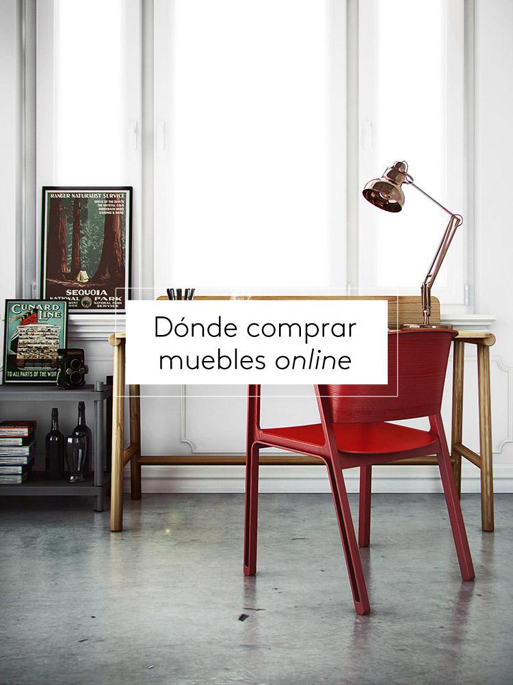 Dónde comprar muebles online · Decoración online para tu casa, blog ...