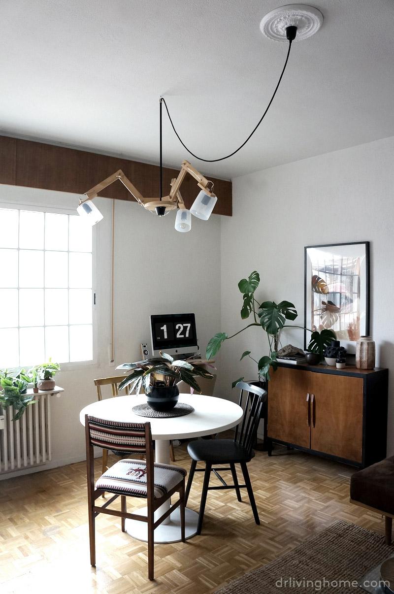 Diy l mpara de techo decoraci n online para casas con estilo - Lamparas de techo ...