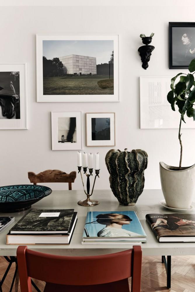 inspiraci n decoraci n una casa ecl ctica en suecia