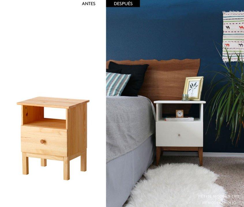 5 muebles renovados con mucho estilo