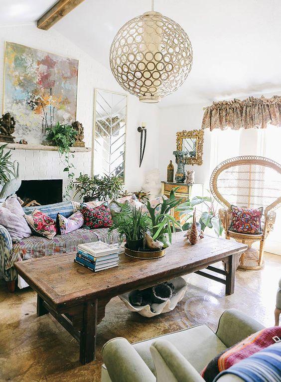 Decorar con muebles de salón modernos