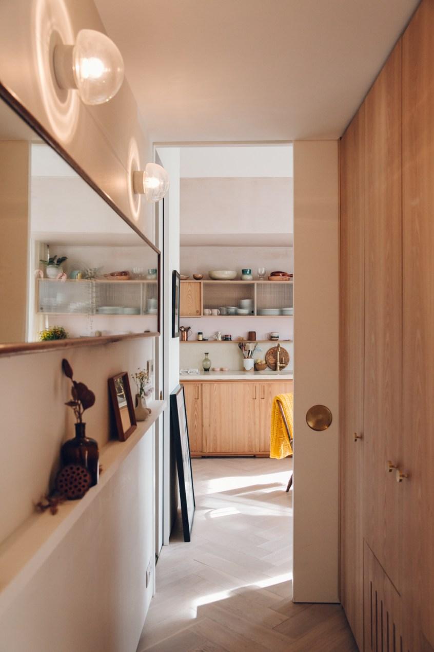 La inteligente y estilosa reforma de un minúsculo piso