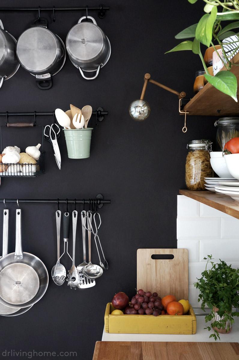 Reformar la cocina sin obras I. Nuestra pequeña cocina
