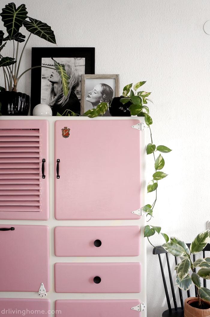 Antes y despu s de una alacena de cocina vintage for Muebles de cocina vintage