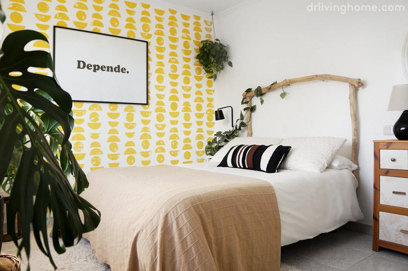 La decoraci n del dormitorio principal decoraci n diy for Decoracion dormitorio principal