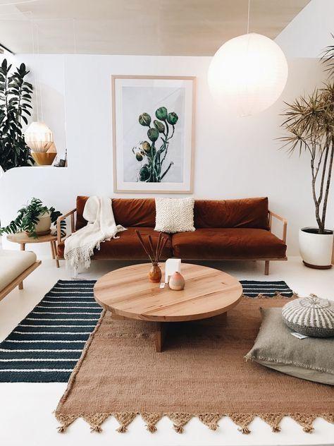 C mo combinar alfombras de fibras naturales decoraci n online para tu casa blog decoraci n - Alfombras fibras naturales ...