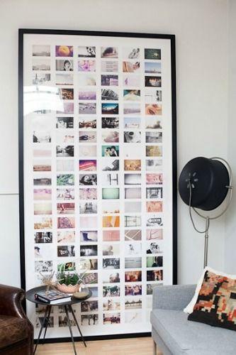 5 ideas para decorar con fotos de familia