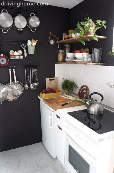 Cocina nórdico-industrial
