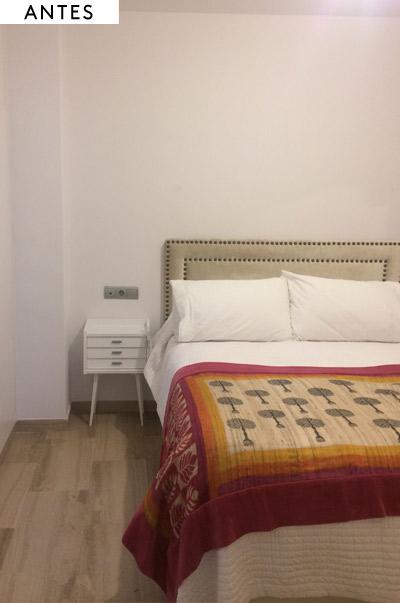Dormitorio Virginia antes