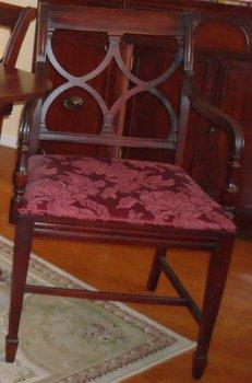bernhardt furniture sofa glider outdoor duncan phyfe | dr. lori ph.d. antiques appraiser