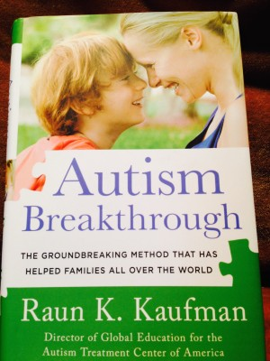 """Book Review on """"Autism Breakthrough"""" by Raun Kaufman"""