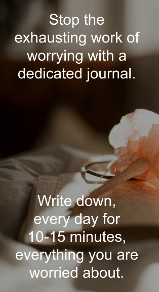 Worry Journal