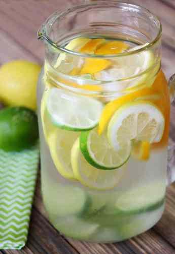 Lemon Orange Lime Infused Water