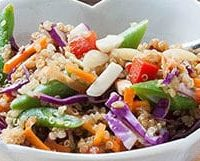 Asian Quinoa Salad feature