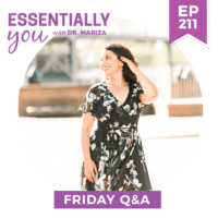 EP211-What-Is-the-Difference-Between-Perimenopause-and-Menopause-and-Why-is-it-So-Confusing-FRIDAY-QA-sq