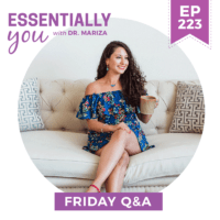 EP223-The-Number-One-Hormone-to-Watch-Out-for-At-40-Hint-Its-Not-Estrogen-FRIDAY-QA-sq