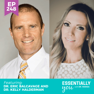 #248: The Truth Behind the Undiagnosed Epidemic of Cellular Hypothyroidism with Dr. Eric Balcavage and Dr. Kelly Halderman