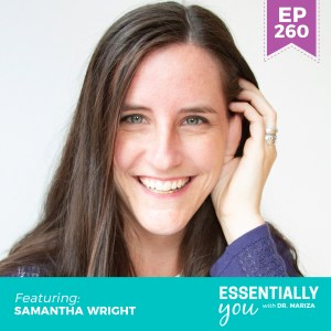 #260: Becoming a Label-Reading Ninja and Chemically Aware of Dangerous Everyday Toxins with Samantha Wright