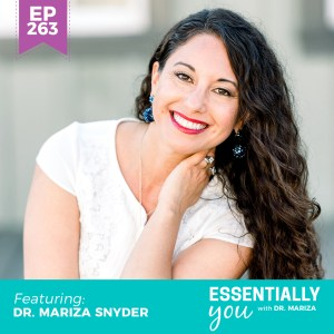 #263: Discover How to Shatter Menopause Myths, End Disruptive Hot Flashes and Energy Crashes and Rev Up Your Metabolism