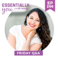 EP266-5 Simple Ways to Boost Your Metabolism-sq-Q&A
