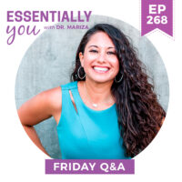 EP268-The-Number-One-Hormone-Imbalance-Connected-to-Stubborn-Weight-Gain-FRIDAY-QA-sq