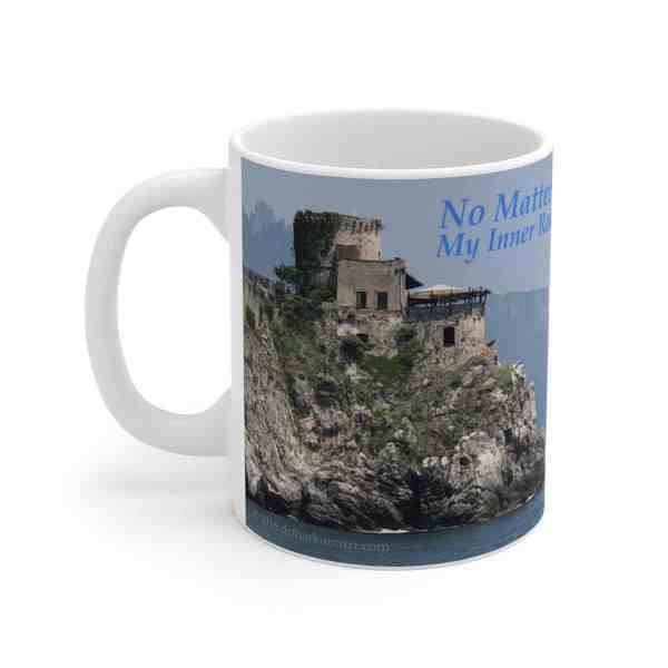 No Matter the Outer Reality... -Inspirational Ceramic Mug 1
