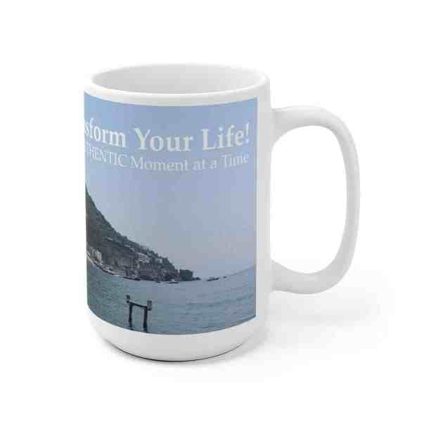 Transform Your Life!... -Inspirational Ceramic Mug 5