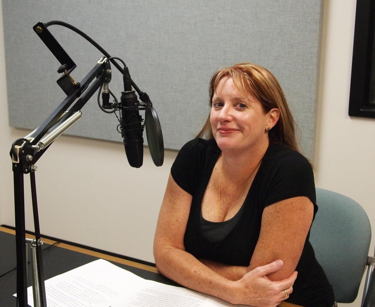 Photograph of Dr. Heather McIlvaine-Newsad