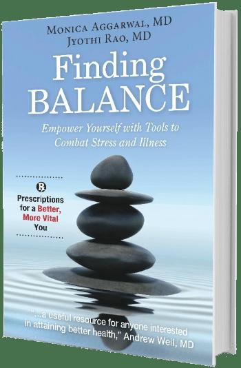 Finding Balance Book
