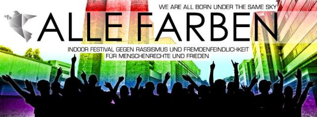 ALLE FARBEN Indoor Festival, Linz AT