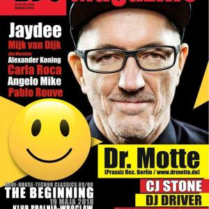 meet dr. motte @ the beginning @ club pralnia, wraoclaw, poland