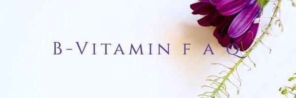 faq b-vitamin shots, vitamin b shot faq