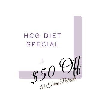 discount hcg shot, hcg diet special