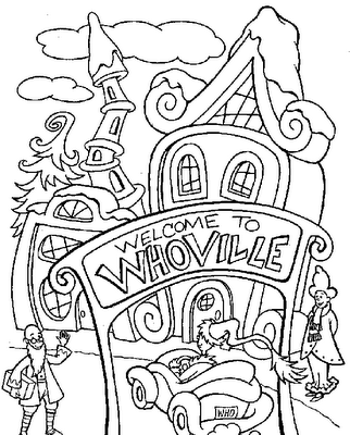 Dr. Seuss Coloring Pages 2019: Best, Cool, Funny