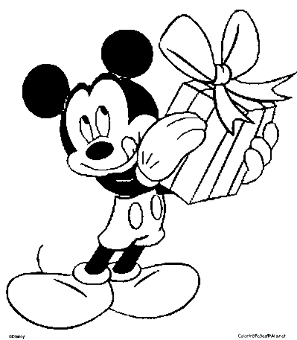 Mickey Mouse Coloring Pages 2019: Best, Cool, Funny