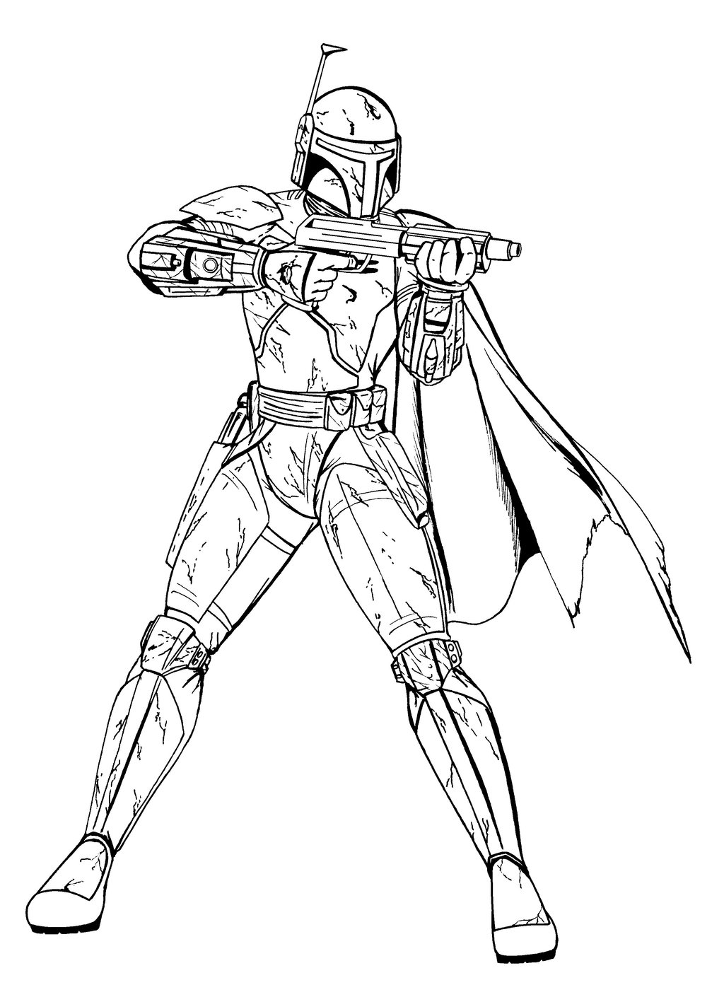 Star Wars Coloring Pages Dr Odd