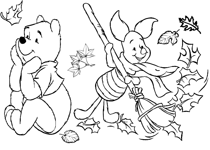 Fall Coloring Pages 2019 2019: Best, Cool, Funny