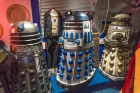 London 2017, Darleks im The Who Shop