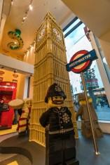 London 2017, Lego Shop