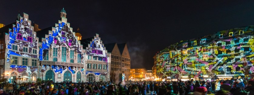Luminale 2018 in Frankfurt