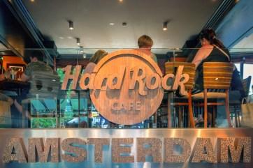 Hardrock Cafe Amsterdam