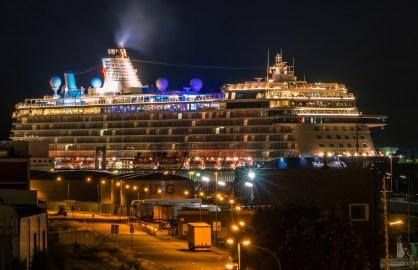 Bremerhaven, Mein Schiff 3