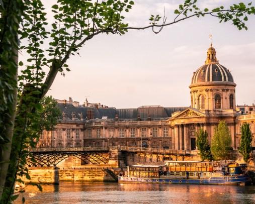 Morgens an der Seine